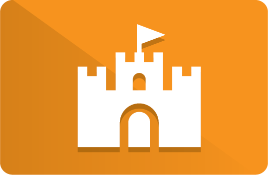 Large_orange_castle_flag